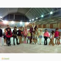 Набор детей в группу по фигурному катанию