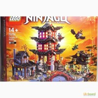 LEGO Ninjago Конструктор Храм аеро-джитсу