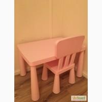 Классный детский стульчик (новый)