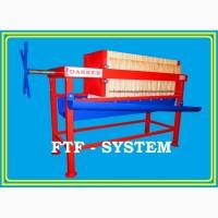 Фильтр рамочный. Напорный. FTF-system