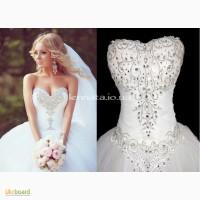 Полная распродажа новые свадебные платья киев