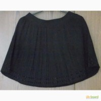 Плиссированная юбка для школьницы