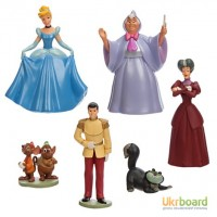 Фигурки Disney к мф Золушка