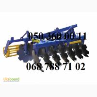 Продажа дисковой борони АГД-2, 5, завод «Агрореммаш» дисковая борона АГД 2, 5 по цене 52920