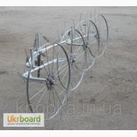 Продам Грабли-ворошилки (солнышко) ТМ Ярило (2, 5 м, 4 колеса)
