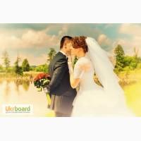 Професійна відео-фотозйомка весіль, корпоративів, ювілеїв FULL HD, 3D
