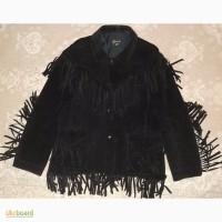 Ковбойська шкіряна куртка Phaze, розмір М