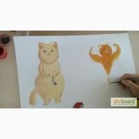 Курс Книжная иллюстрация и персонаж для детей