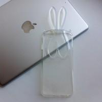 Силиконовый чехол подставка Ушки на iPhone 6/6s