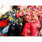 Детские демисезонные комбинезоны Микки и его друзья от полугода до 3 лет