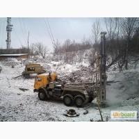 Бурение скважин, монтаж оборудования для скважин, монтаж выгребных ям под ключ