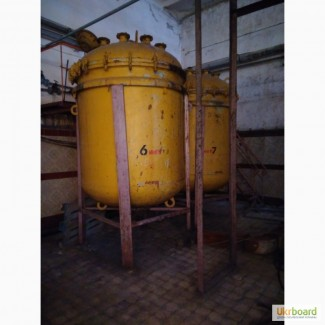 Резервуары, бочки, цистерны, емкости металлические б/у