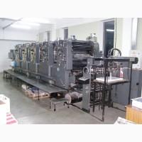 Продам офсетную печатную машину HEIDELBERG SM 72 FP