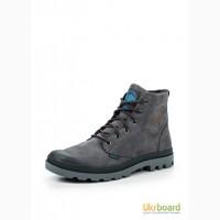 Неубиваемые кожаные ботинки Palladium! Очень удобные и практичные