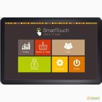 Система на планшете SmartTouch Mobile для кафе, ресторана, фастфуда