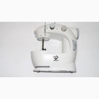 Мини швейная машина FHSM 201 - 4 в 1 с подсветкой