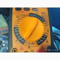 Цифровой индуктивный мультиметр VC9805