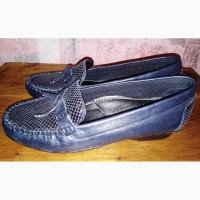 Кожаные туфли Pavers, 39р