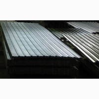 Профнастил бракований бу дешево, метал другосортний залишки на заводі