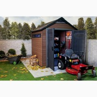 Садовой домик, сарай, гараж, хозблок серии Keter FUSION