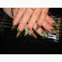 Обучение Наращивание ногтей, дизайн ногтей Индивидуально, дистанционно