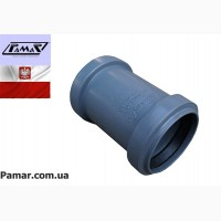 Канализационныe трубы тм PAMAR наружная и внутренняя ПП и ПВХ