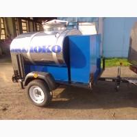 Прицеп для молока АПЦ -0, 4