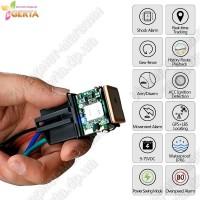 Автомобильный, GPS GSM трекер c блокировкой бензонасоса по СМС и интернет