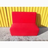 Красные диваны б.у, мебель бу для кафе, бара, ресторана, офиса