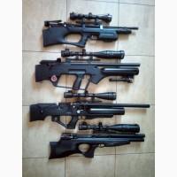 Апгрейд пневматических винтовок