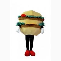 Продам ростовую куклу Бургер