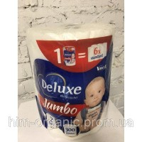 Бумажные полотенца Deluxe Jumbo