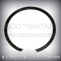 Кольцо 58 ГОСТ 13941-86 концентрическое упорное внутреннее