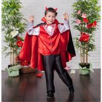 Детский карнавальный костюм Чёртика - Вампира, возраст 5-10 лет