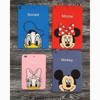 Disney Накладка для iPad 10.2 10.5 9.7 2018 mini 1/2/3/4 Air Дисней силикон
