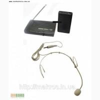 Микрофон с оголовьем телесного цвета SHURE VHF 200head (SHURE) радіомікрофон