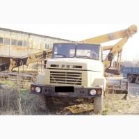 Продаем автокран Bumar FAMABA DS-0183T, 16-18 тонн, 1990 г.в., КрАЗ 250 1994 г.в