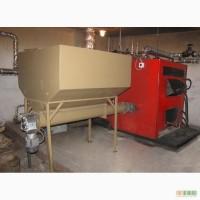 Монтаж твердотопливного котла с обвязкой до 100 кВт, сварочные работы