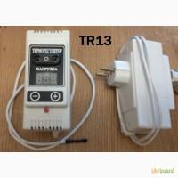 Терморегулятор, розеточный, TR13, для обогревателей, теплых полов, инкубаторов