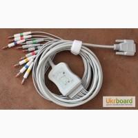 Кабель ЭКГ для электрокардиографов Юкард-100