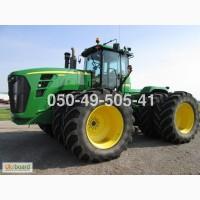 Трактор Джон Дир John Deere 9630 (530 л.с.) 2008 г.