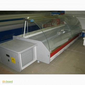 Настольная витрина от 1.0 до 2.0 (Украина) холодильная, универсальная