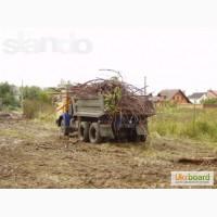 Вывоз и погрузка строительного мусора и старой мебели