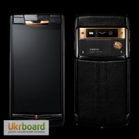Vertu Signature Touch Pure Black Gold, Verty, верту, копии vertu, копии vertu киев