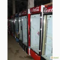Продам холодильный шкаф бу Coca Cola