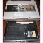 Запчасти на ноутбук LG E500, LG E50