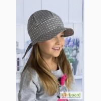 Детские шапки оптом тм raster весна-лето