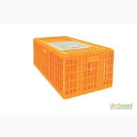 Ящик контейнер для перевозки индюков и гусей «TURKEY COOP»