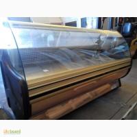 Продам витрины холодильные гастрономические и кондитерские б/у длинной- 1, 3 -2 м