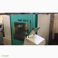 Фрезерний станок c ЧПУ DECKEL MAHO DMC103 V